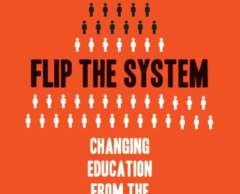 Boek Flip the System: Changing Education from the Ground Up - Jelmer Evers en Rene Kneyber