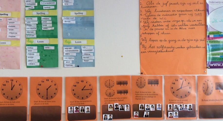 De leerKRACHT-aanpak op de Mariaschool in Rotterdam