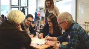 Idee?n voor leraren, schoolleiders en bovenschoolse directeuren om samen het onderwijs te blijven verbeteren