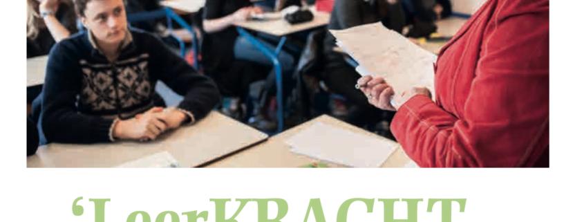 leerkracht in schooljournaal