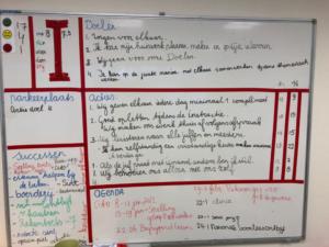 leerlingenbord Groep 5 - 6