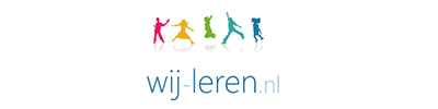 Wij-leren.nl - Logo